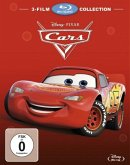 Cars 1-3 Bluray Box