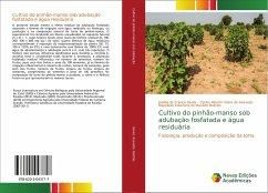 Cultivo do pinhão-manso sob adubação fosfatada e água residuária