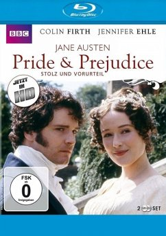 Pride and Prejudice - Stolz & Vorurteil - 2 Disc Bluray