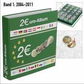 2 Euro-Sammelalbum Band 1 (2004-2011)