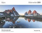 Bilderwelten Alpen 2019