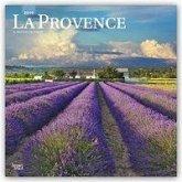 La Provence 2019 Square Wall Calendar