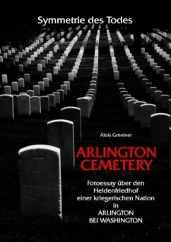 Symmetrie des Todes Arlington Cemetery