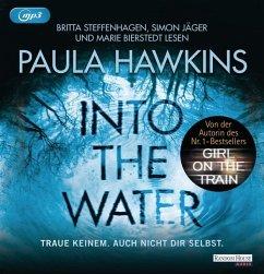 Into the Water - Traue keinem. Auch nicht dir selbst., 2 MP3-CDs (Mängelexemplar) - Hawkins, Paula