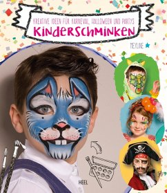 Kinderschminken (eBook, ePUB)