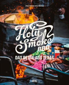 Holy Smoke BBQ (eBook, ePUB) - Akerberg, Johan; Fritzell, Johan