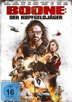 Boone: Der Kopfgeldjäger - Hennigan,John/Chau,Osric/Grammer,Spencer