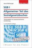 SGB I - Allgemeiner Teil des Sozialgesetzbuches