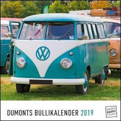 DuMonts Bulli-Kalender 2019