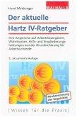 Der aktuelle Hartz IV-Ratgeber