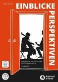 Einblicke - Perspektiven -Videoreflexion von Instrumental- und Gesangsunterricht. Ein Leitfaden.- (mit DVD)
