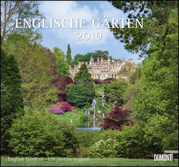 Englische Gärten 2019 Dumont Garten Kalender Kalender Portofrei