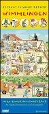 Wimmlingen 2019 - DUMONT Mega-Familienkalender mit 7 Spalten