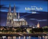 Köln bei Nacht 2019