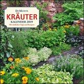 DuMonts Kräuter-Kalender 2019 - Broschürenkalender - Wandkalender
