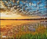 Licht in der Landschaft 2019 - Wandkalender
