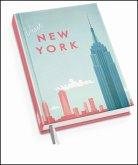 Taschenkalender 2019 - Visit New York - Terminplaner mit Wochenkalendarium