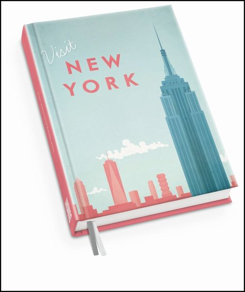 taschenkalender 2019 visit new york terminplaner mit. Black Bedroom Furniture Sets. Home Design Ideas