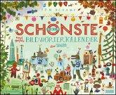 Der schönste und größte Bildwörterkalender der Welt 2019 - DUMONT Kinderkalender - Wandkalender