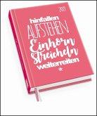 Taschenkalender 2019 - Mein Einhorn - FUNI SMART ART