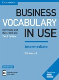Business Vocabulary in Use: Intermediate Third edition. Wortschatzbuch + Lösungen + eBook