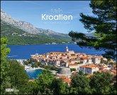 Mein Kroatien 2019 - Wandkalender
