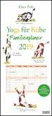 Yoga für Kühe Familienkalender 2019