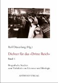 """Dichter für das """"Dritte Reich"""" (Band 4)"""