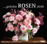 Geliebte Rosen 2019 - DUMONT Wandkalender