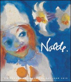 Emil Nolde 2019. Aquarelle und Gemälde - Nolde, Emil