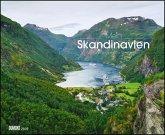 Mein Skandinavien 2019 - Wandkalender