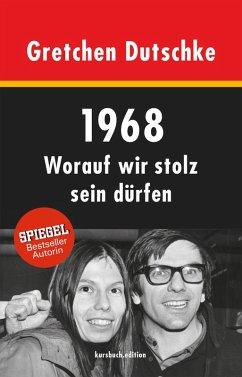1968 (eBook, ePUB) - Dutschke, Gretchen