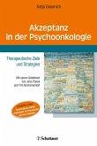 Akzeptanz in der Psychoonkologie (eBook, PDF)