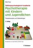 Tiefenpsychologisch fundierte Psychotherapie mit Kindern und Jugendlichen (eBook, PDF)