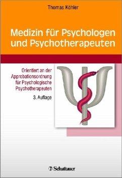 Medizin für Psychologen und Psychotherapeuten (eBook, PDF) - Köhler, Thomas