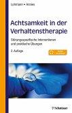 Achtsamkeit in der Verhaltenstherapie (eBook, PDF)