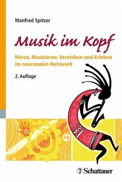 Musik im Kopf (eBook, PDF) - Spitzer, Manfred