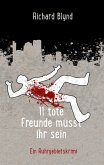 11 tote Freunde müsst ihr sein (eBook, ePUB)