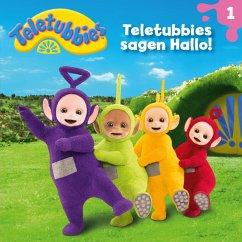 01: Teletubbies sagen Hallo! (MP3-Download) - Wakonigg, Daniela