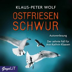Ostfriesenschwur / Ann Kathrin Klaasen ermittelt Bd.10 (MP3-Download) - Wolf, Klaus-Peter