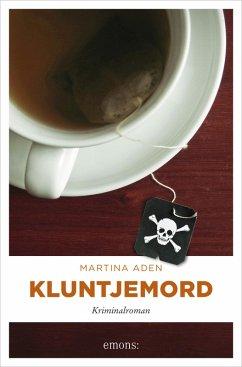 Kluntjemord (eBook, ePUB) - Aden, Martina