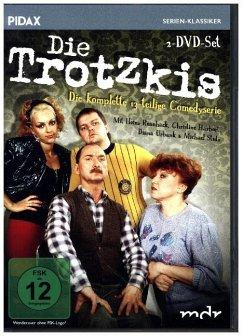 Die Trotzkis - Die komplette Comedyserie (2 Discs)