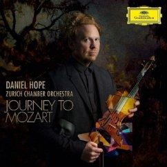 Journey To Mozart - Hope, Daniel