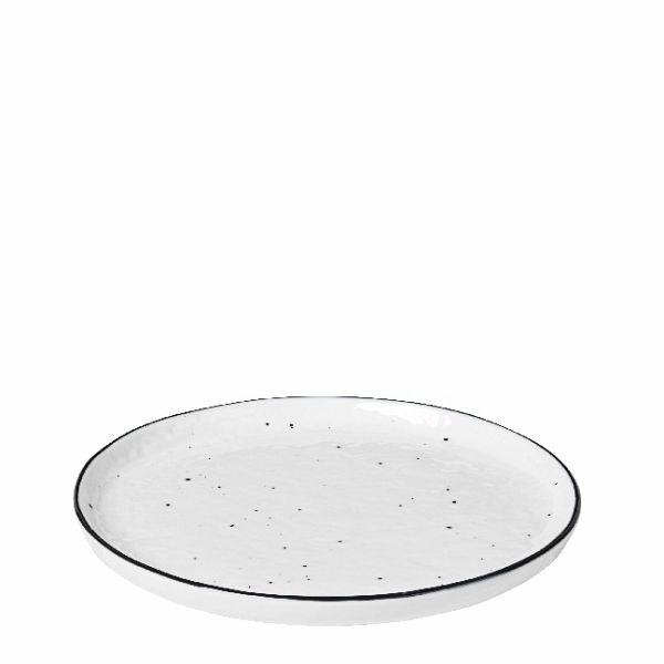 Broste Copenhagen Dessert Teller 'Salt'