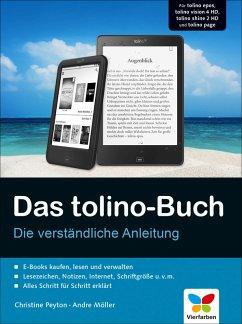 Das tolino-Buch (eBook, PDF) - Peyton, Christine; Möller, Andre