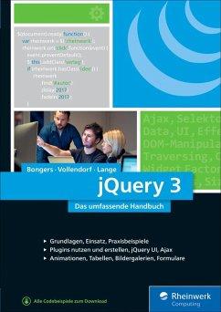 jQuery 3 (eBook, ePUB) - Bongers, Frank; Vollendorf, Maximilian; Lange, Georg