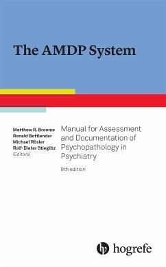 The AMDP System (eBook, PDF)