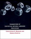 Foundations of Statistical Natural Language Processing (eBook, ePUB)