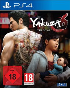 Yakuza 6: The Song of Life - Essence of Art Ed. (PlayStation 4)