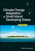 Climate Change Adaptation in Small Island Developing States (eBook, ePUB)